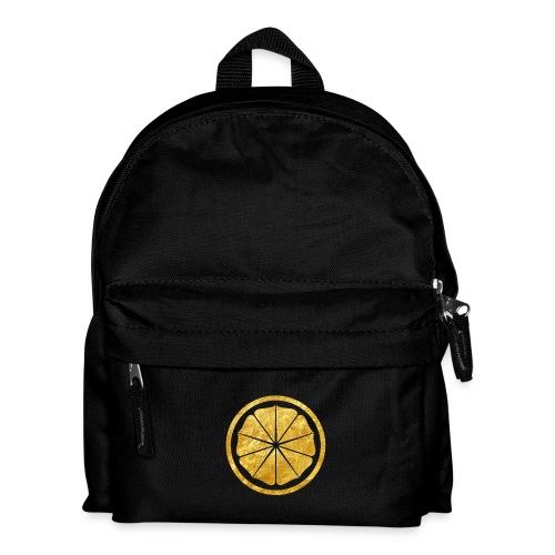 Seishinkai Karate Kamon in gold - Kids' Backpack