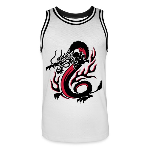 Dragon T-shirt - Maillot de basket Homme