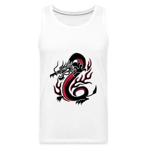 Dragon T-shirt - Débardeur Premium Homme