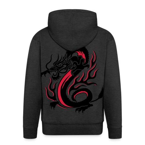 Dragon T-shirt - Veste à capuche Premium Homme