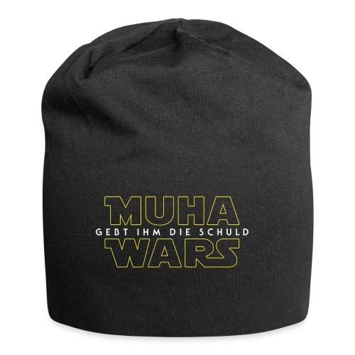 The Force Pillow (Muha) - Jersey-Beanie
