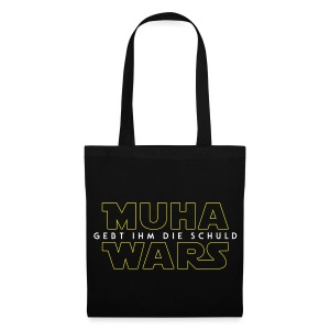 The Force Pillow (Muha) - Stoffbeutel