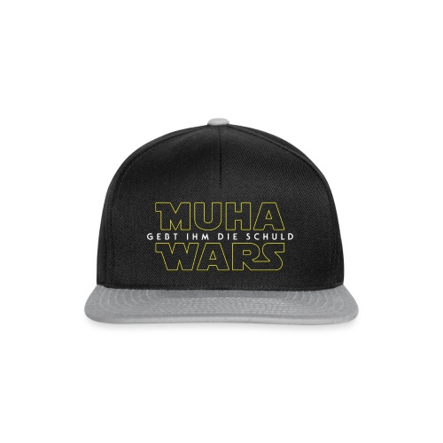 The Force Pillow (Muha) - Snapback Cap