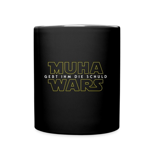 The Force Pillow (Muha) - Tasse einfarbig