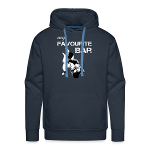 My Favourit Bar Brazillian Jiu Jitsu - Men's Premium Hoodie