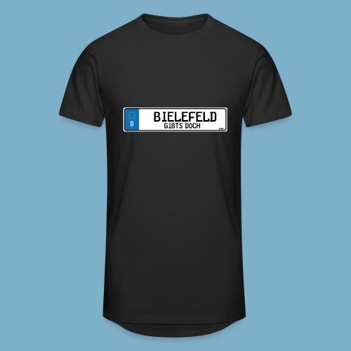 Bielefeld City Motiv Gibts doch - Männer Urban Longshirt
