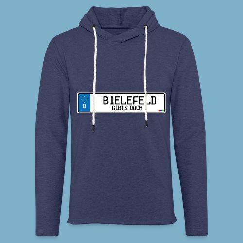 Bielefeld City Motiv Gibts doch - Leichtes Kapuzensweatshirt Unisex