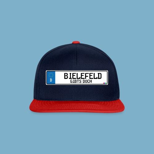 Bielefeld City Motiv Gibts doch - Snapback Cap