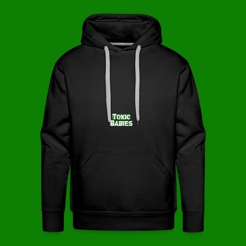 Casquette Snapback - Sweat-shirt à capuche Premium pour hommes
