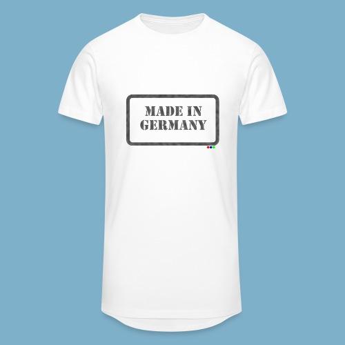 Made in Germany  - Männer Urban Longshirt