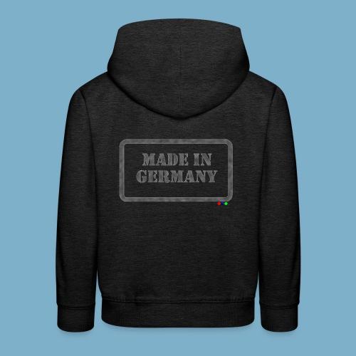 Made in Germany  - Kinder Premium Hoodie