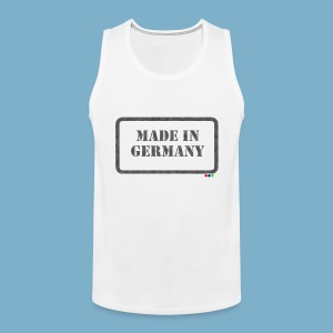 Made in Germany  - Männer Premium Tank Top