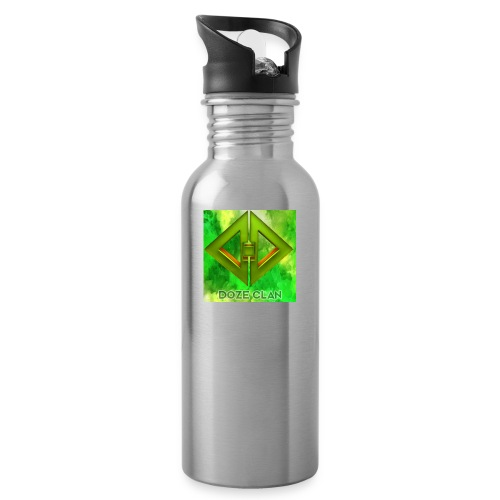 DoZe Clan Merchandise - Sofa Pillow - Water Bottle