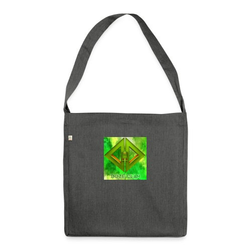 DoZe Clan Merchandise - Sofa Pillow - Shoulder Bag made from recycled material