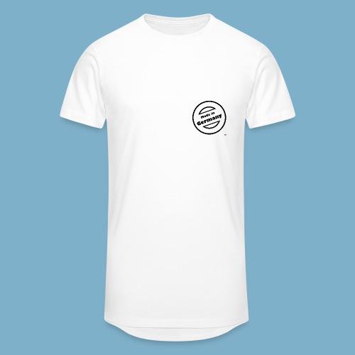 Made in Germany Motiv 2 - Männer Urban Longshirt