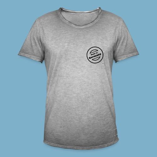 Made in Germany Motiv 2 - Männer Vintage T-Shirt