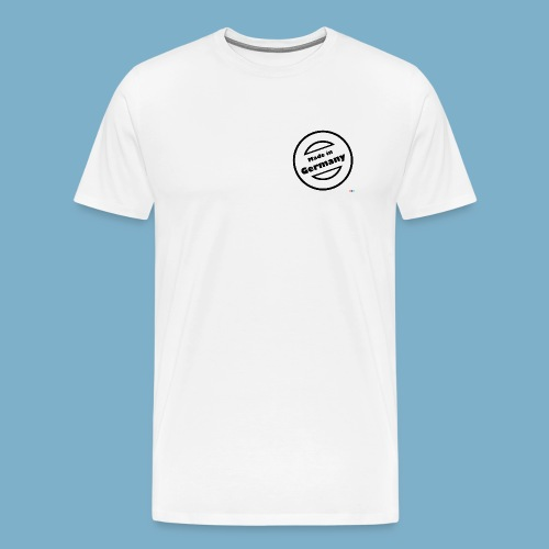 Made in Germany Motiv 2 - Männer Premium T-Shirt