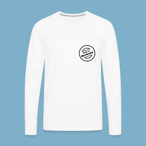 Made in Germany Motiv 2 - Männer Premium Langarmshirt