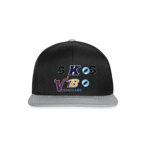 skovbo play games t-shirt - Snapback Cap