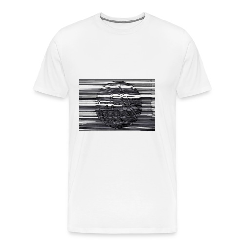 COL. Vynile - T-shirt Premium Homme