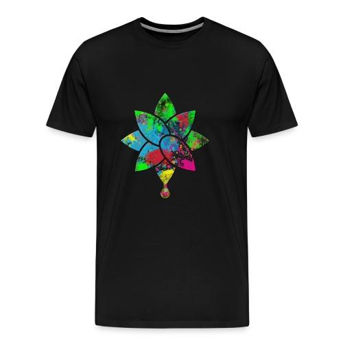 M'Ghadi Hoodie Colour - Männer Premium T-Shirt