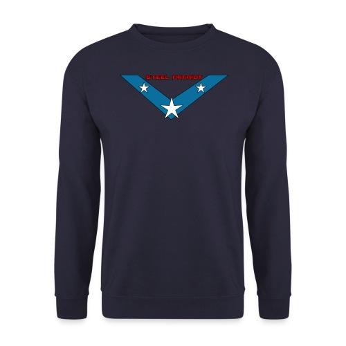 Steel Patriot logo - Sweat-shirt Homme