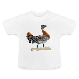Großtrappe - Baby T-Shirt
