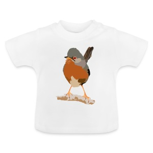 Provencegrasmücke - Baby T-Shirt