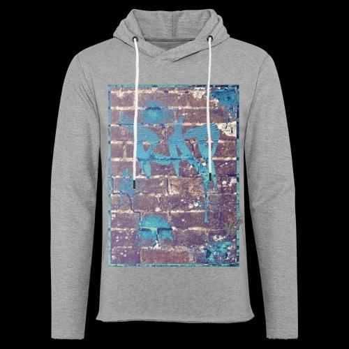 RapGrafit - Sweat-shirt à capuche léger unisexe