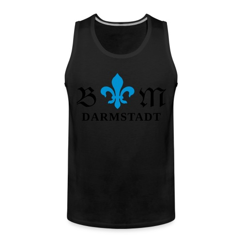 T-Shirt Jungs altes Logo 3 - Männer Premium Tank Top