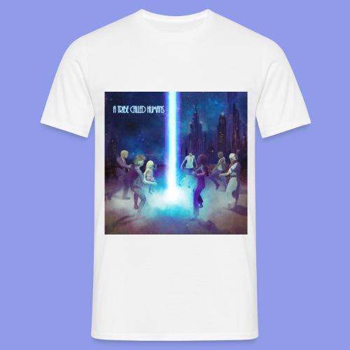 A Tribe Called Humans Cover T-Shirt atmungsaktiv - Männer T-Shirt