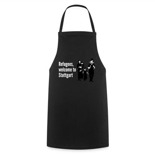 Refugees Shirt - Kochschürze