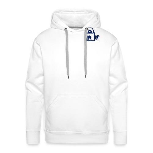 COL. Vynile  - Sweat-shirt à capuche Premium pour hommes