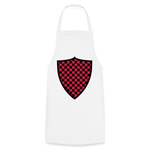 T Shirt 2 Farben Schild 2 - Kochschürze