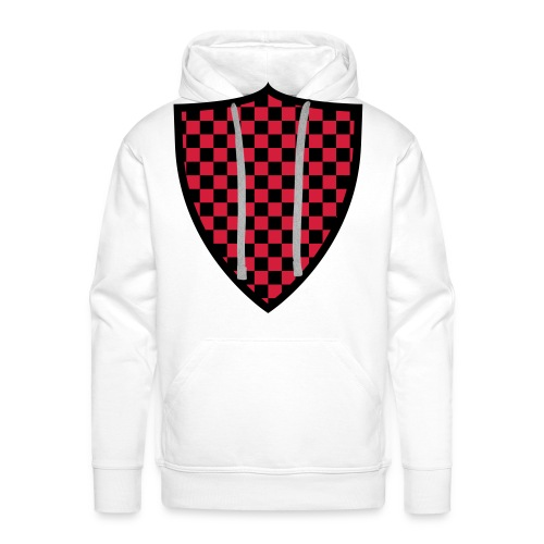 T Shirt 2 Farben Schild 2 - Männer Premium Hoodie