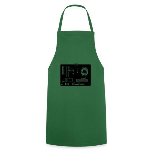 T Shirt Mainboard - Kochschürze