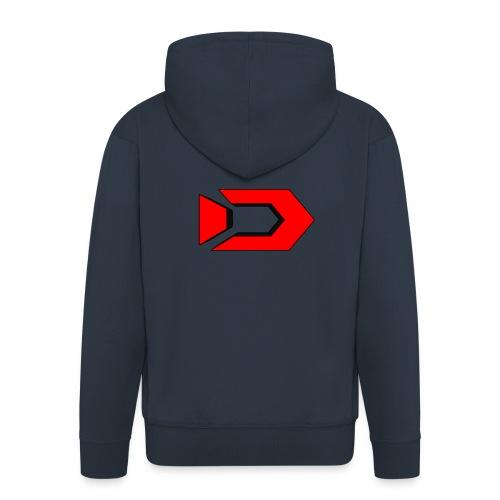 Drift Red OG Shirt - Men's Premium Hooded Jacket