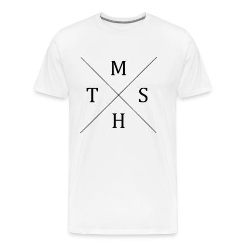 MTSH Hoodie - Männer Premium T-Shirt