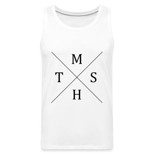 MTSH Hoodie - Männer Premium Tank Top
