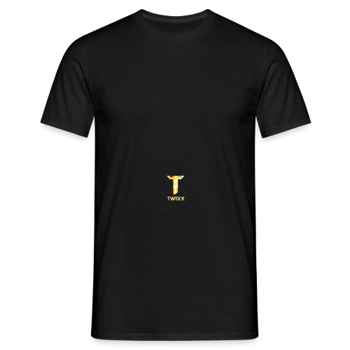 Snapback mit Logo - Männer T-Shirt