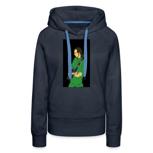 Festive Busking Basic T-Shirt(Men) - Women's Premium Hoodie