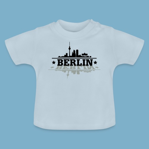 City Motiv Berlin Skyline - Baby T-Shirt