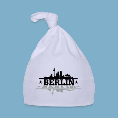 City Motiv Berlin Skyline - Baby Mütze