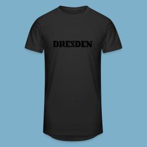 City Motiv Dresden - Männer Urban Longshirt