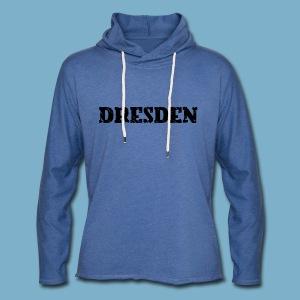 City Motiv Dresden - Leichtes Kapuzensweatshirt Unisex