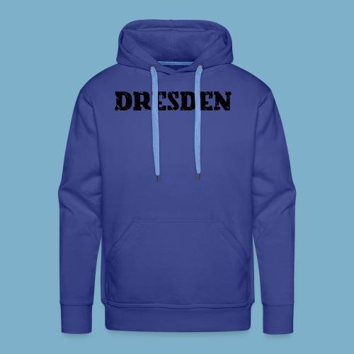 City Motiv Dresden - Männer Premium Hoodie