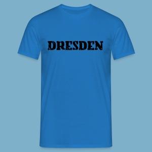 City Motiv Dresden - Männer T-Shirt