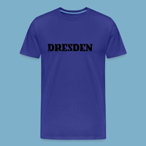 City Motiv Dresden - Männer Premium T-Shirt