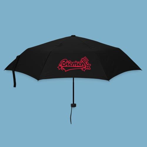 City Motiv Bremen - Regenschirm (klein)