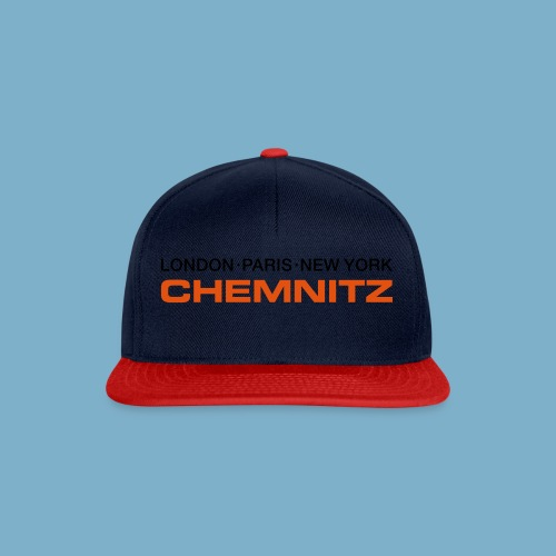 City Motive Chemitz - Snapback Cap